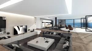 kitchen design in modern apartment tectus ultra contemporary