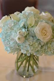 Tiffany Blue Wedding Centerpiece Ideas by Tiffany Blue Centerpieces Ice Blue Flowers Light Blue Flowers
