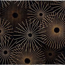artistic weavers john black 9 ft 9 in round area rug jhn 1027