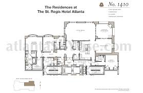 st regis residences buckhead now selling final 7 luxury
