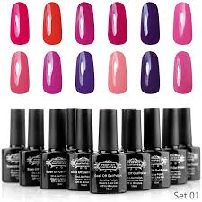 amazon com perfect summer gel nail polish uv led soak off