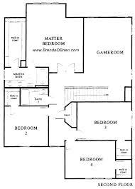 upstairs floor plans villages of la canada floor plan kb 2838 upstairs