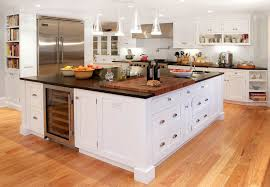 kitchen bin ideas butcher block mode new york traditional kitchen image