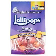 halloween swirl lollipops original gourmet medley original and cream lollipops 50 count
