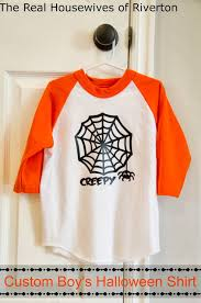 halloween tees for kids custom boy u0027s halloween shirt cricut iron on vinyl