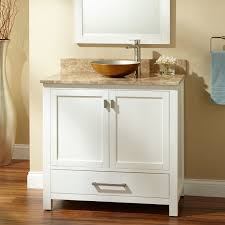 Bathroom Vessel Sink Vanity by Striking Vessel Sink Vanity Signature Hardware