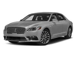lincoln continental 2017 lincoln continental model overview