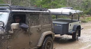 jeep trailer for sale schutt industries xv2 off road trailer overview youtube