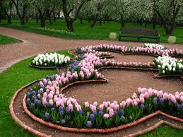 bedroom amazing design of the flower bed designs with pink and