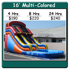 jackson jumpers 75 spacejump water slide bouncer bounce house