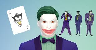 mod the sims my upload rejected harley quinn and joker need