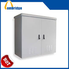 outdoor electric steel cabinet ip65 fiber optic switch network