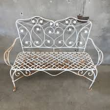 Porch Swings For Sale Lowes by Furniture Custom Wrought Iron Bench For Your Garden Furniture