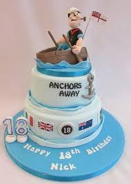 30 best popeye cake images on pinterest cake decorating