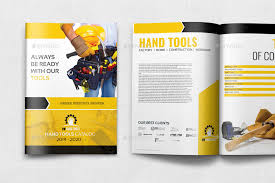 product brochure template handicapped brochure template outer
