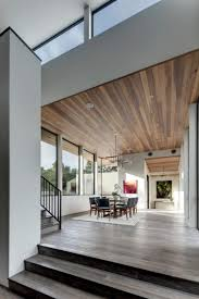 this austin home enjoys endless horizon poolside views nonagon style