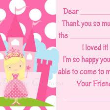 printable thank you cards princess thank you card kids thank you cards kids thank you card ideas kids