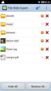 hide files android how to hide files photos and apps on android