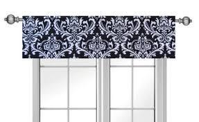 Blue Valance Curtains 2412 Best Curtain Valance Images On Pinterest Chevron Valance