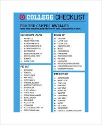 college application checklist template cover letter for resume