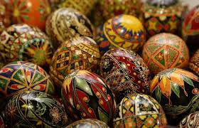 ukrainian easter eggs the tradition of ukrainian easter egg painting