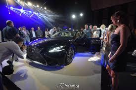lexus ls zdjecia lexus ls 500h luksusowa limuzyna nowości lexusa i przegląd