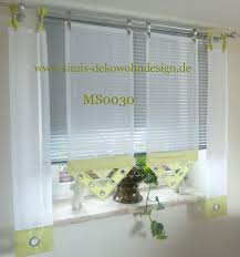 Wohnzimmer Gardinen Modern Fenster Gardine Bad