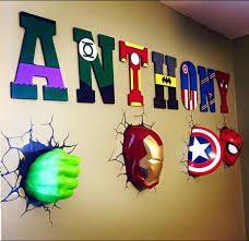 Top  Best Boys Superhero Bedroom Ideas On Pinterest Superhero - Little boys bedroom designs