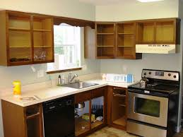 Kitchen Cabinet Gel Stain Oak Cabinet Staining Before And After