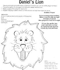 daniel lions den coloring u2013 corresponsables