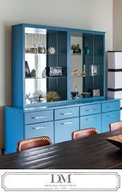 elegant blue lamp dining room hutch for modern dining room decor