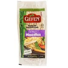 gefen noodles gefen lo mein noodles walmart