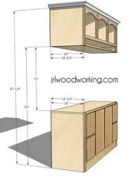 How To Build A Cabinet Box by I Want To Make This Diy Furniture Plan From Ana White Com How To