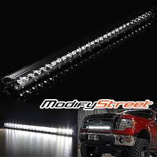 30 led light bar combo 30 150w 12000 lumen cree led off road single row slim light bar atv