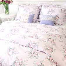 shabby pink bella rose bedding set chic bedding shabby and bed sets