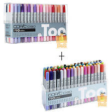 copic markers 72 ebay