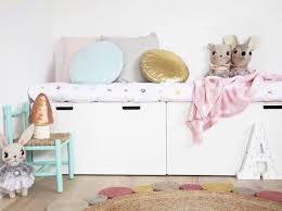 banquette de chambre banquette pour chambre d enfant avec meuble stuva de chez ikea
