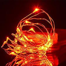 orange lights amazlab 3m 10ft soft copper