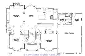 100 georgian mansion floor plans 100 new home house plans