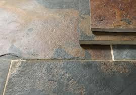 rustic multicolour slate pavimento cotto e oggettistica