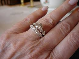engagement wedding rings images Post photos only of your engagement wedding ring s here purseforum 34396