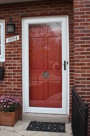red front door russet street reno our front door