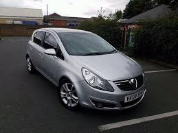 2008 vauxhall corsa 1 3 cdti 16v sxi 6 speed manual 5 door silver