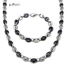 titanium link necklace images Titanium silver gucci link necklace bracelets supreme shop stop jpg