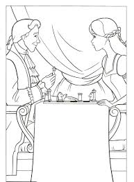 barbie dream house coloring pages in for omeletta me