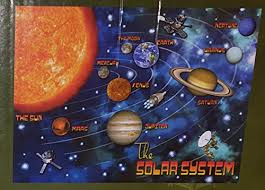 Outer Space Rug Amazon Com Smithsonian Educational Rugs Kids Play And Learn The