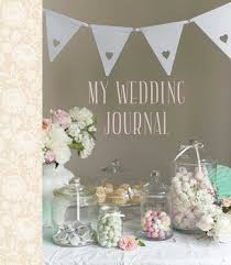 wedding journal my wedding journal book summary official publisher