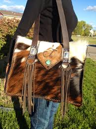 Cowhide Overnight Bag Cowhide Western Inspired Custom Purse From Gowestdesigns Us It Is