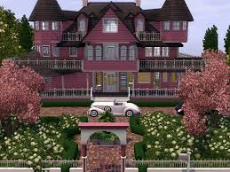 Sims 3 Garden Ideas Sims 3 House Ideas House Style Design Sims 3