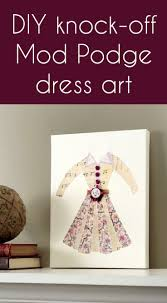 298 best wall decor images on pinterest wall decor diy wall art diy knock off decoupage dress art ballard designsart